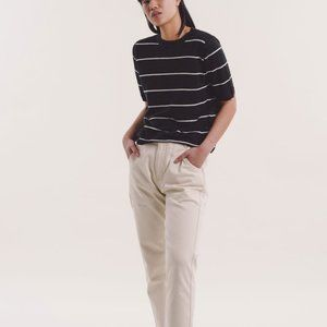 YMC (You Must Create) Shelly Knit Linen SS Sweater